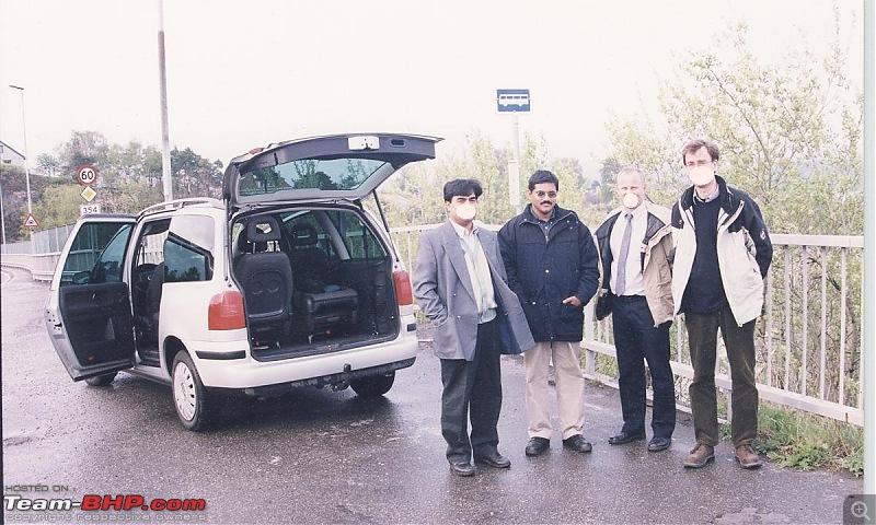 Norway in 2003 | My first international trip in life-langesund_onwaytodinner.jpg