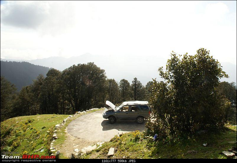 The Himachal Tribal Circuit - 2009-resized_19-hatu-car-rest.jpg