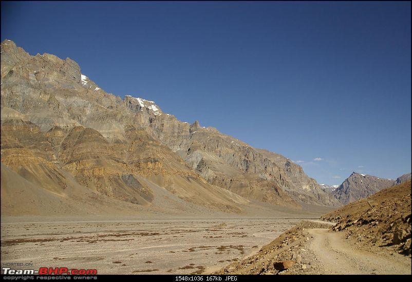 The Himachal Tribal Circuit - 2009-04-rugged-formations.jpg