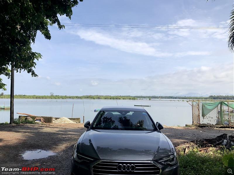 Grey Car, Grey Skies, Colourful Drive   Kollur, Udupi and Murudeshwar in an Audi A6-back-waters-behind-grey-matter.jpg