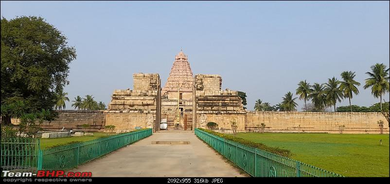Baloo & I: Reset at an Ashram, and drive into the glorious past of the Chola empire-part6-pic6-view-entrance-2mp.jpg