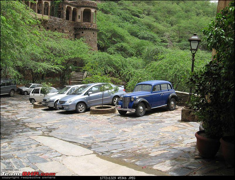 260 kms Round Trip for lunch: Delhi - Neemrana on Palio MJD!-img_0037.jpg