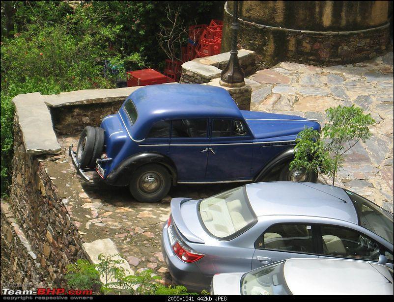 260 kms Round Trip for lunch: Delhi - Neemrana on Palio MJD!-img_0085.jpg