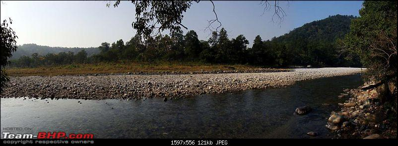 3C's (Car, Camera, Corbett) minus 3C's (Cellphone, Clinics, Classes) = Peace-ramganga-panoramak120.jpg