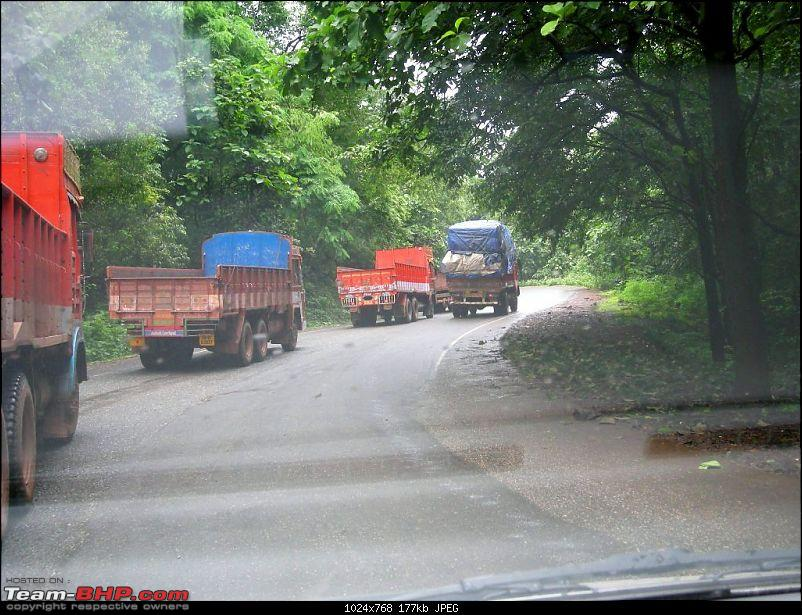 An Incredible Road trip from Pune to Kerala! - Revisited the second time!-q-lorry-traffic.jpg
