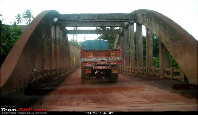 An Incredible Road trip from Pune to Kerala! - Revisited the second time!-c-no-place-overtake.jpg