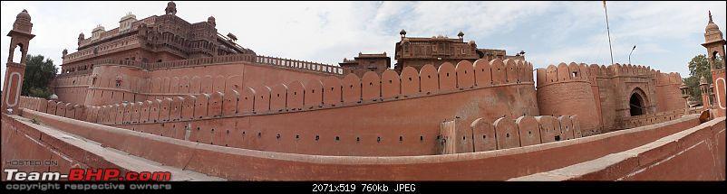 Madurai-Manali-Madurai [8083Km 15 days 13 states] Solo Drive- ( photos,video & logs )-bikaner_18.jpg