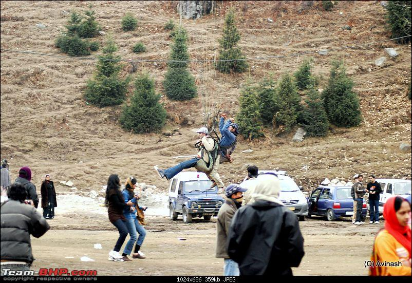"""Himachal Pradesh : """"The Great Hunt for Snowfall"""" but found just snow-dsc_1989.jpg"""