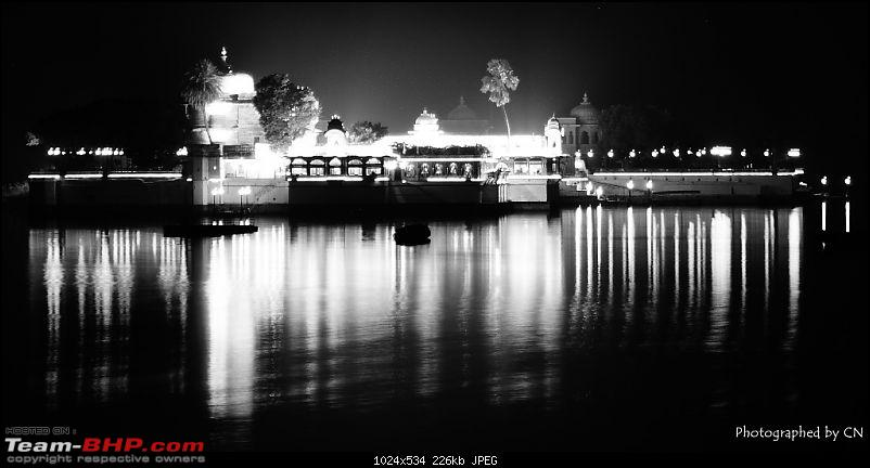An Incredible Road Trip of a Lifetime to Udaipur, The Most Romantic City in the World-4-jag-mandir-_-black-white.jpg
