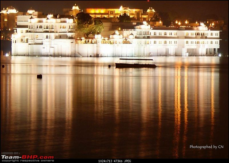 An Incredible Road Trip of a Lifetime to Udaipur, The Most Romantic City in the World-c-lake-palace-night.jpg