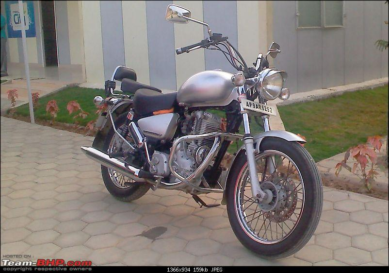 Rider Mania X : Bad Boy Report on the ride,Some MORE pics added.-bike.jpg
