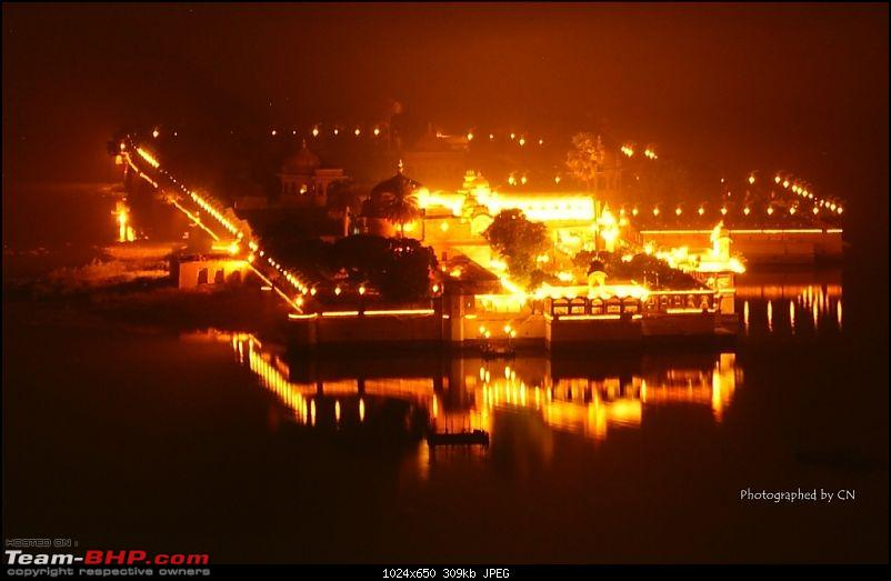 An Incredible Road Trip of a Lifetime to Udaipur, The Most Romantic City in the World-night-view-udaipur-7a.jpg