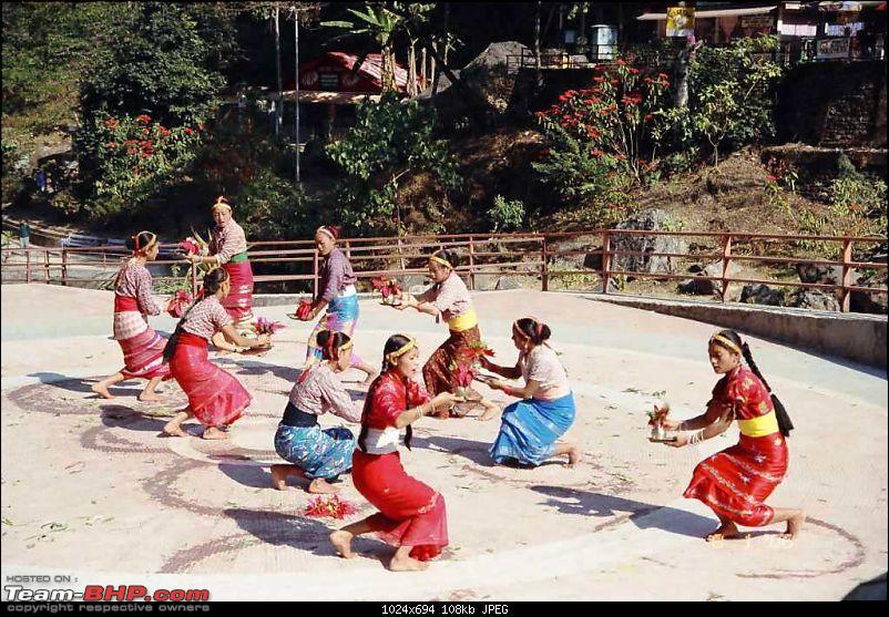 An incredible journey of a lifetime to Bhutan, Kalimpong, Darjeeling and Gangtok!-d-dance-program-ganga-maiyya.jpg