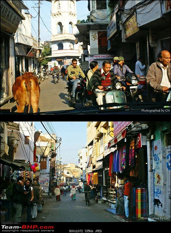 An Incredible Road Trip of a Lifetime to Udaipur, The Most Romantic City in the World-10-city-streets-totally-congested.jpg