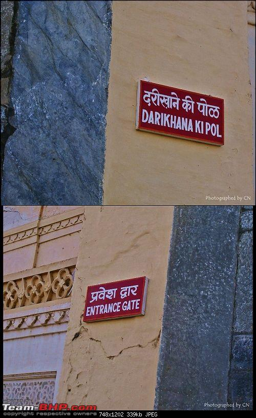 An Incredible Road Trip of a Lifetime to Udaipur, The Most Romantic City in the World-35-sign-board.jpg