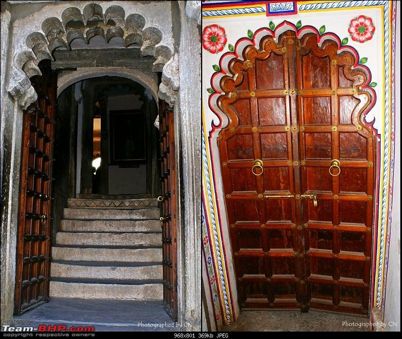 An Incredible Road Trip of a Lifetime to Udaipur, The Most Romantic City in the World-1-entrance-another-door.jpg
