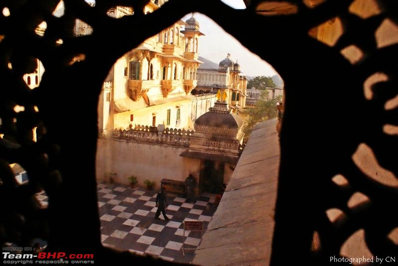 Name:  3 View from a passage in the palace.JPG
