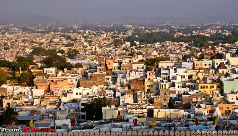 Name:  10 Udaipur city view from the palace.JPG