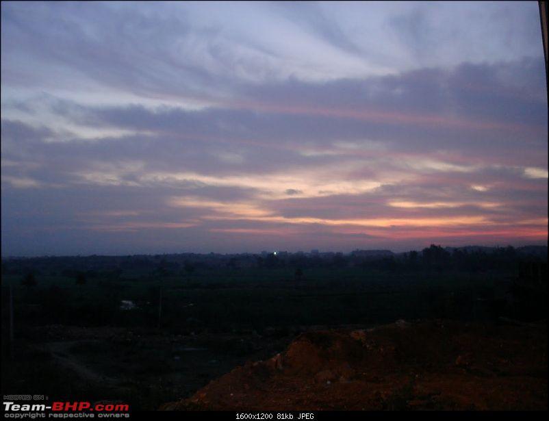 Hyderabad – Mantralayam a day trip.-sunrise.jpg