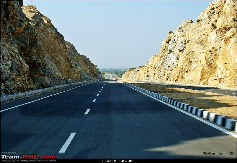 An Incredible Road Trip of a Lifetime to Udaipur, The Most Romantic City in the World-12-arrowstraightroad.jpg