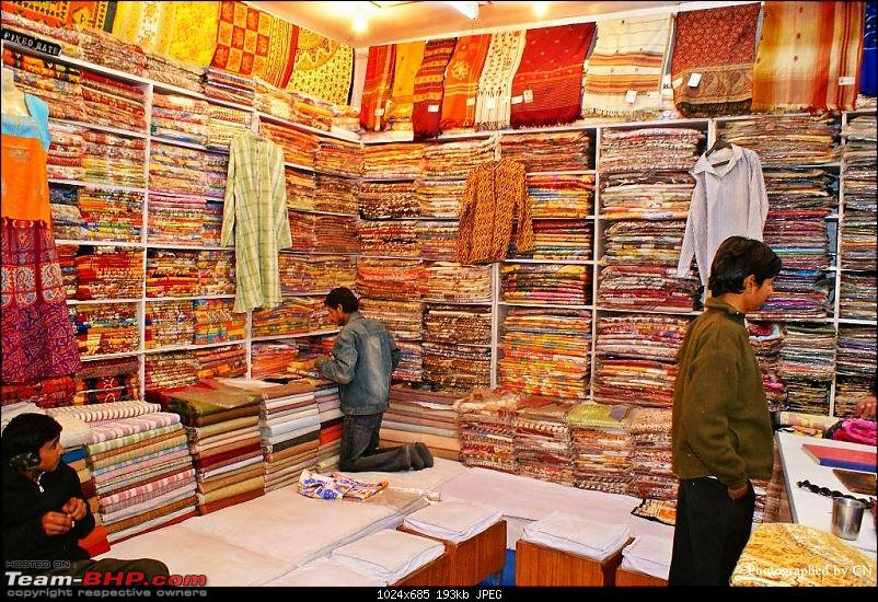 An Incredible Road Trip of a Lifetime to Udaipur, The Most Romantic City in the World-30-cloth_shop.jpg