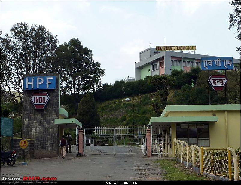 'Xing'ing around ! - Masinagudi, Ooty and Coonoor.-7.jpg</a><br /> <br /> <br /> Remember, the Bandipur road is shut for night traffic from around 9.00pm, so you need to aim at reaching the check-post by at least 8.00pm if it is a weekend. (Since there can be a long queue of vehicles at the check post.). <br /> <br /> The shorter Kalhatti ghat road is shut for downward traffic, so we took the longer Gudalur road, which adds around 30kms to the total distance.<br /> <br /> The Gudalur road is certainly more scenic and easier drive. The road has been newly laid all the way till Gudalur.<br /> <br /> Some sections of the Gudalur route remind you of a mountain route in the UK or Europe...<br /> <br /> <a href=