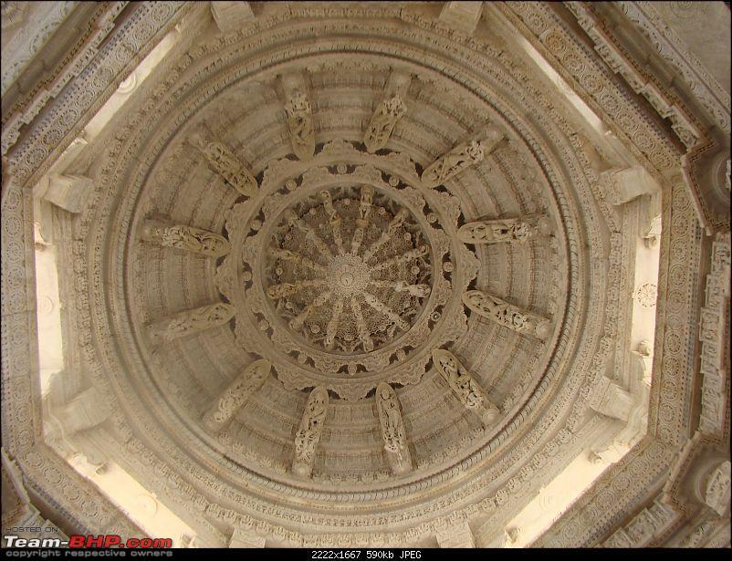 Royal Rajasthan - A 4200km road trip through Rajasthan-ranakpur-dome1.jpg