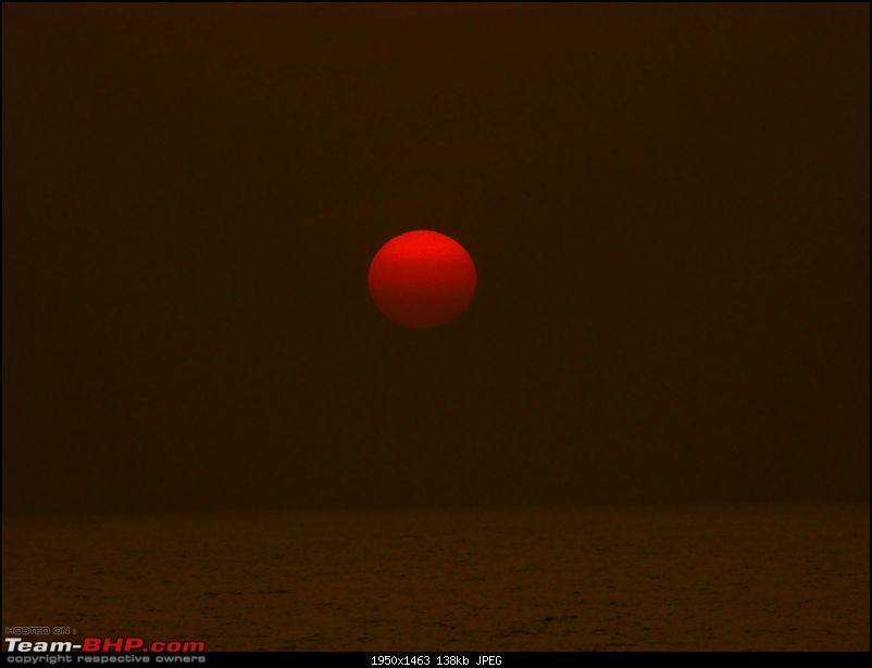 Beach vacation : Maharastra - Goa - Karnataka.-sunset-over-ganpatipule2.jpg