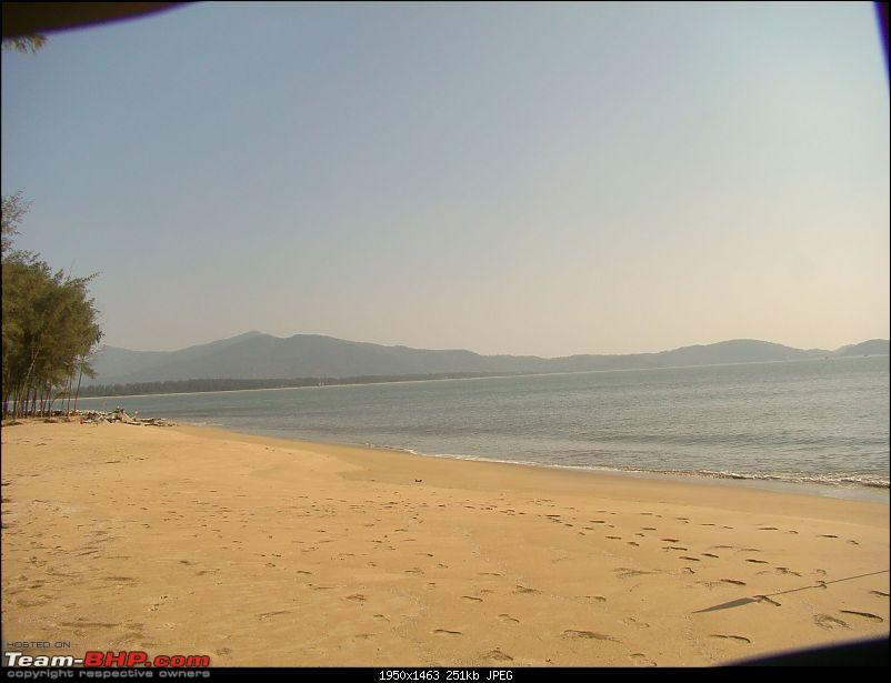 Beach vacation : Maharastra - Goa - Karnataka.-devbagh-beach-karwar.jpg