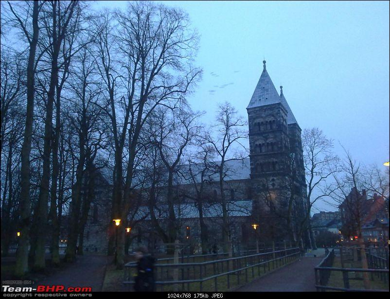 Business with Pleasure in the City of Ideas : Lund, Sweden-02-lunds-cathedral-ii.jpg