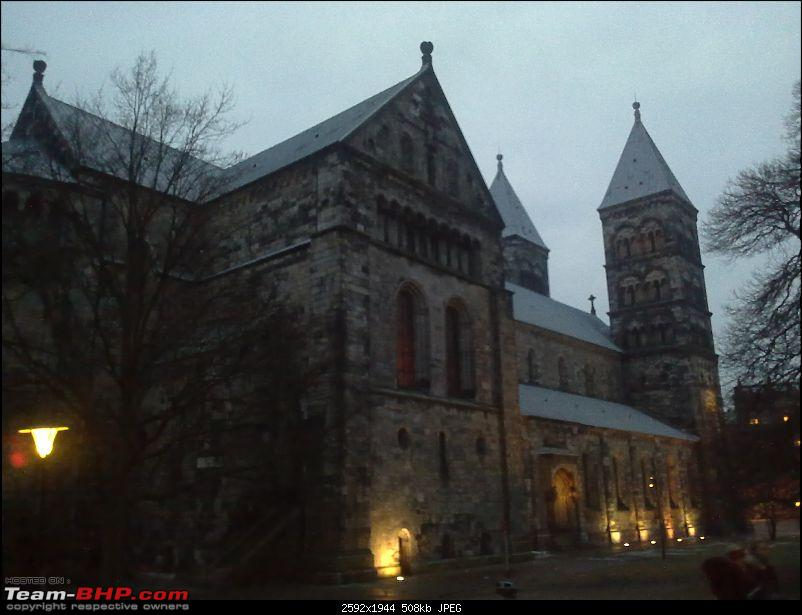Business with Pleasure in the City of Ideas : Lund, Sweden-03-lunds-cathedral-iii.jpg