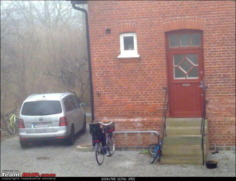 Business with Pleasure in the City of Ideas : Lund, Sweden-02-car-park-bicycle-park.jpg