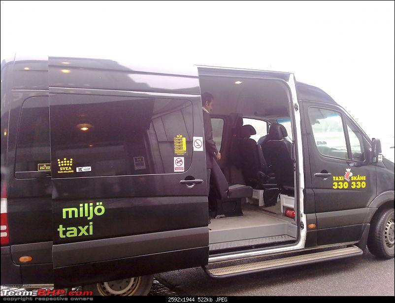 Business with Pleasure in the City of Ideas : Lund, Sweden-taxi-2.jpg