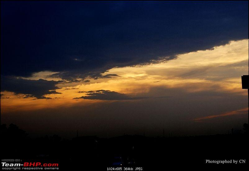 An incredible road trip to Velankanni, Kodaikanal and Ooty-12-sunset_at_hosur.jpg