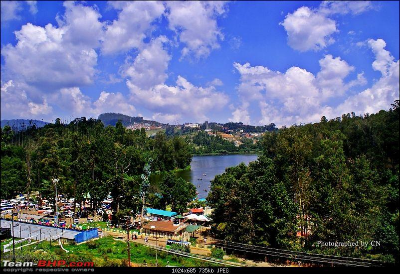 An incredible road trip to Velankanni, Kodaikanal and Ooty-2-beautiful_ooty_lake_and_brilliant_sky.jpg