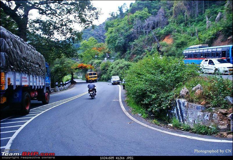An incredible road trip to Velankanni, Kodaikanal and Ooty-2-ooty_to_mettupalayam_highway.jpg