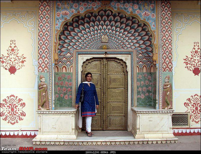 A Rajasthan Photolouge - Trip down memory Lane-door-city-palace.jpg
