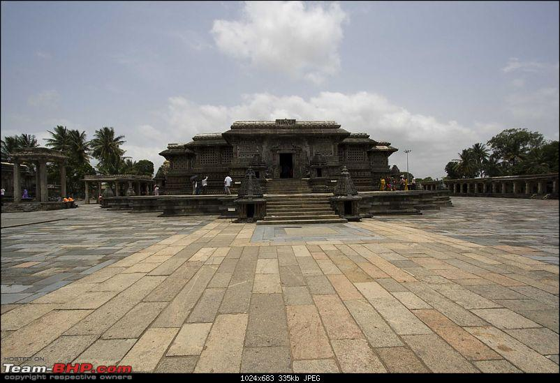 Run to the hills (almost): Chikkamaglur-belur-front-wide-angle.jpg