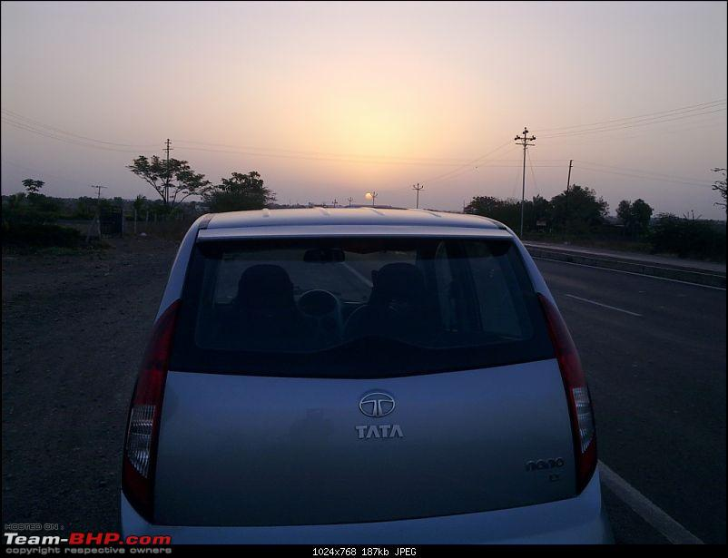 NanoLogue! First Highway Drive of Lunar Beauty! ( Pune - RanjanGaon - Pune )-keep-going.jpg