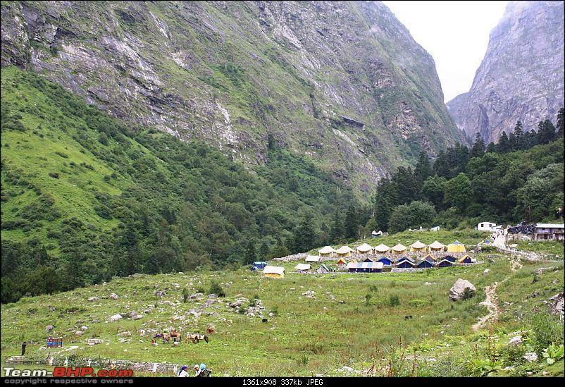 Photolog - Valley of Flowers - Hemkund Sahib - Team-BHP