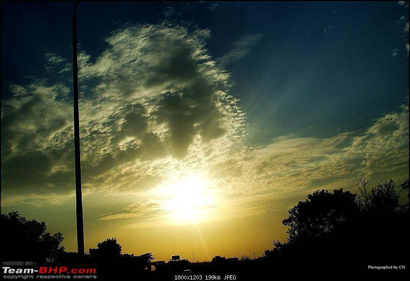 An incredible road trip to Velankanni, Kodaikanal and Ooty-5-brilliant_sunset.jpg