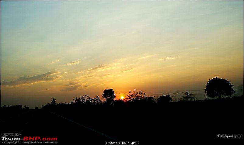 An incredible road trip to Velankanni, Kodaikanal and Ooty-9-sunset_near_belgaum.jpg