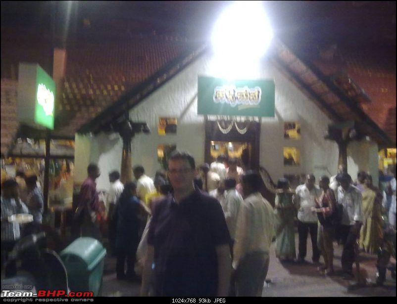 Story of a Barbeque Summer : Kuch Khatta Kuch Meetha.-211-halli-mane-during-night.jpg