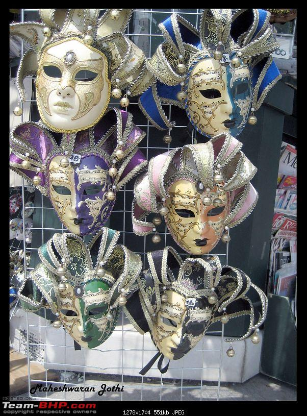 Bangalore to Grenoble, Via Milano & Venizia - Le Moucherotte conquered...-masks3.jpg