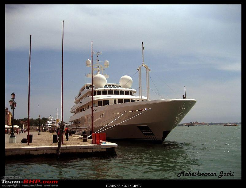 Bangalore to Grenoble, Via Milano & Venizia - Le Moucherotte conquered...-luxships.jpg
