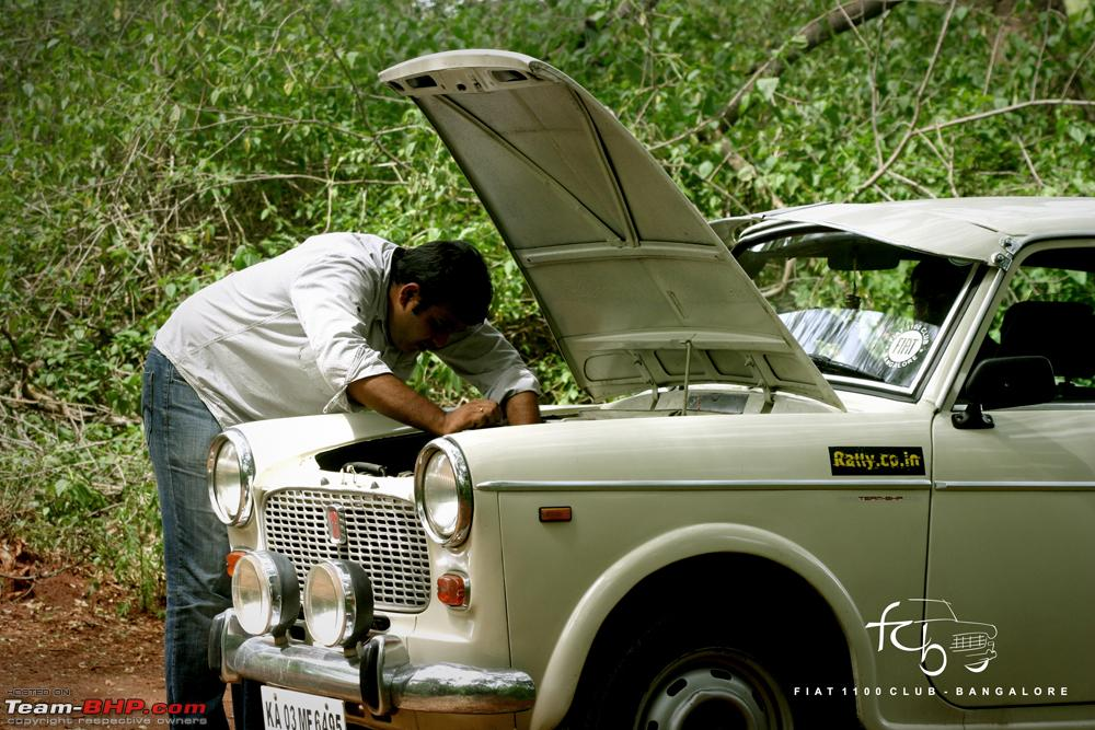 Off Roading Near Me >> Fiat goes Off The Road - FCB drives to forests of Chikmagalur! - Team-BHP