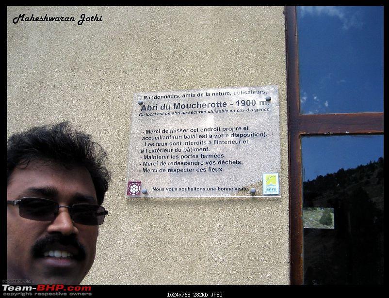 Bangalore to Grenoble, Via Milano & Venizia - Le Moucherotte conquered...-finally.jpg