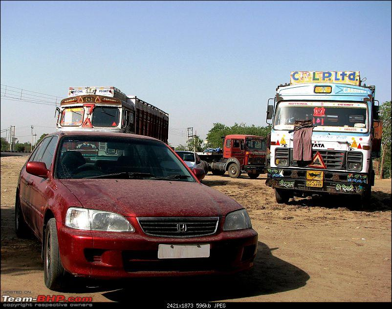 Longest road trip of my life for present/past/future- Delhi - Kerala - 3060kms-first-break-.jpg
