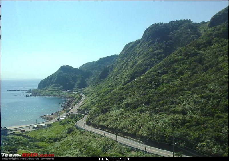 Business with Pleasure in the Land of Silicon and Electronic Gadgets - Taiwan-019-then-we-see-first-glimpses-beach.jpg
