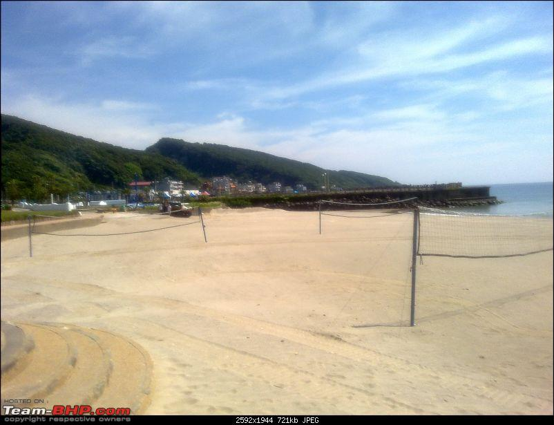 Business with Pleasure in the Land of Silicon and Electronic Gadgets - Taiwan-041-beach-vollyball-courts.jpg